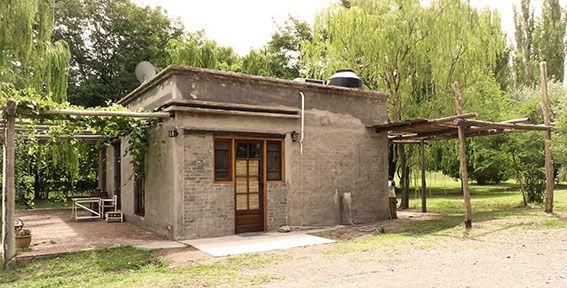 Los cha ares casas rurales valle grande san rafael mendoza - Casas rurales grandes ...