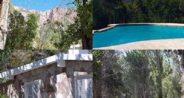 Bosque Divino Cabañas & Suite- Valle Grande - San Rafael - Mendoza